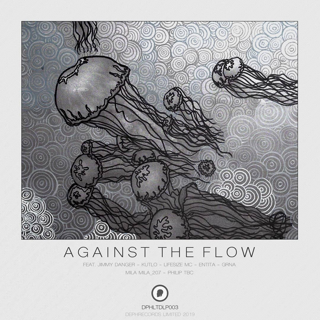 Dephzac – Against The Flow LP