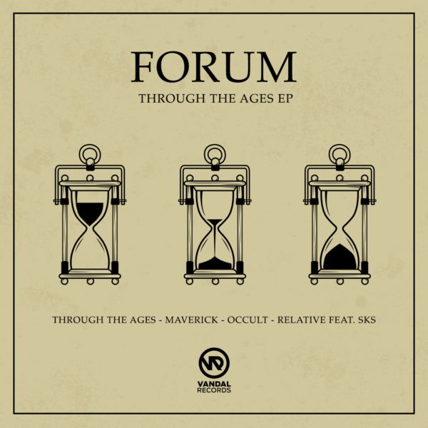 PREMIERE : Forum – Through The Ages EP
