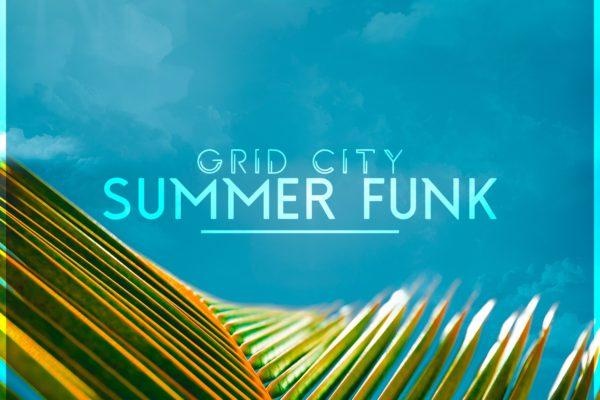PREMIERE : Grid City – Chaos Eye