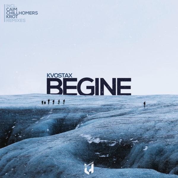 PREMIERE : Kvostax – Begine  (Chillhomers Remix)